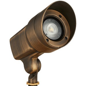 AMP® 120V 12W LED Spotlight with Knuckle (Constant Output)