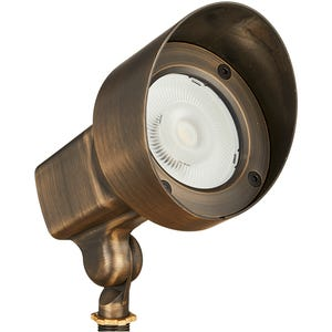 AMP® 120V 18W LED Spotlight with Knuckle (Constant Output)