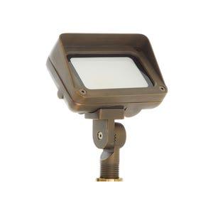AMP® 120V 9W LED Flood Light with Knuckle (Constant Output)