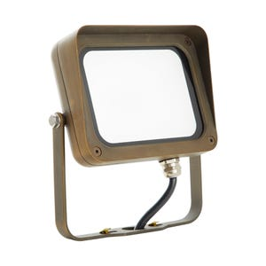 AMP® 17W LED Flood Light with Yoke Mount (Constant Output)