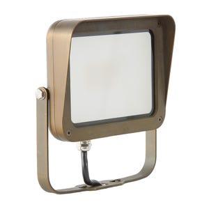 AMP® 27W LED Flood Light with Yoke Mount (Constant Output)