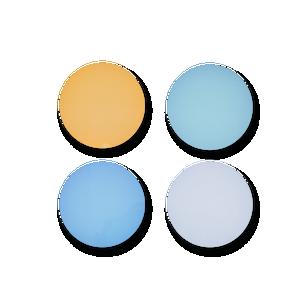 Dichroic Color Temperature Adjustment Lens (3 inch)