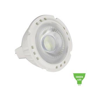 Multi Source LED MR16 Color Lamp (6W, Leafy Green)