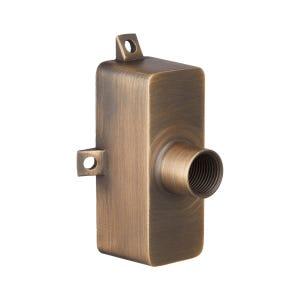 AMP® SleekPro Brass Hub Mount