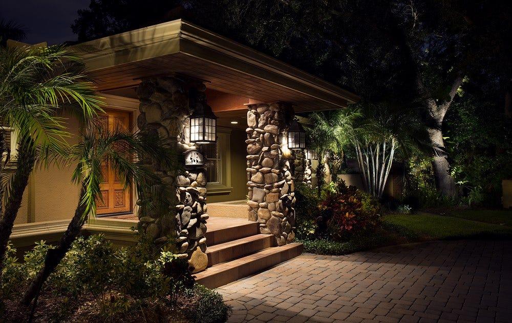 Garden Lighting Garden Amp Landscape Lighting